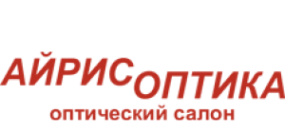 Логотип компании Айрис Оптика