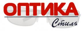 Логотип компании Оптика Стиль