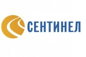 Логотип компании Сентинел