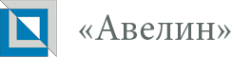 Логотип компании Авелин