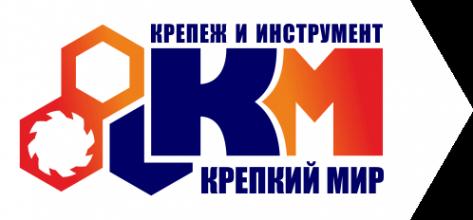 Логотип компании Крепкий Мир