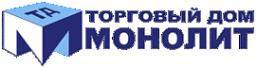 Логотип компании МОНОЛИТ
