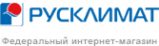 Логотип компании Русклимат-Новосибирск