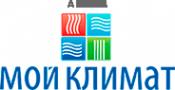 Логотип компании АБАВА Мой Климат