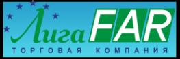 Логотип компании ТК Лига ФАР