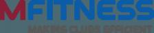 Логотип компании МФитнес