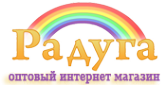 Логотип компании Радуга