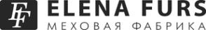 Логотип компании ELENA FURS