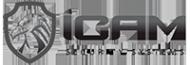 Логотип компании НПП АйКам