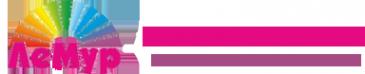 Логотип компании Лемур