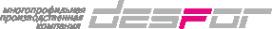 Логотип компании Дизфор