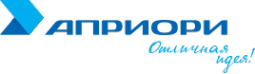 Логотип компании Априори Пресс