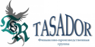 Логотип компании ТАСАДОР
