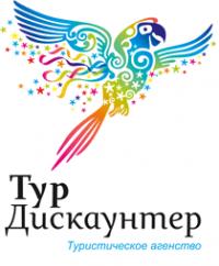 Логотип компании Тур-Дискаунт