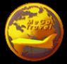 Логотип компании MegaTravel