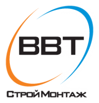 Логотип компании ВВТ СТРОЙМОНТАЖ