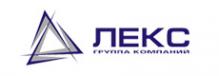 Логотип компании ЛЕКС