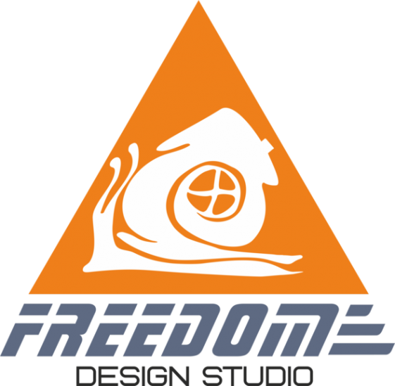 Логотип компании Free-Dom