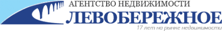 Логотип компании Левобережное