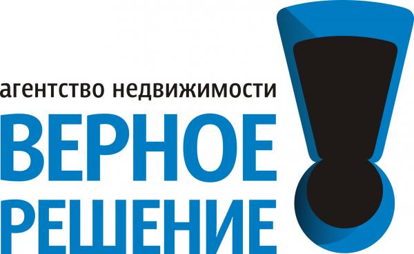 Логотип компании Верное решение