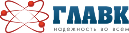Логотип компании ГЛАВК
