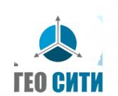 Логотип компании Геосити