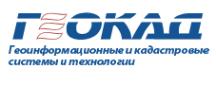 Логотип компании ГЕОКАД плюс