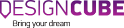 Логотип компании Дизайн КУБ