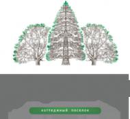 Логотип компании Серебряный лес