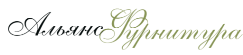 Логотип компании Альянс-фурнитура