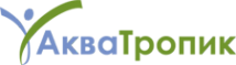 Логотип компании АкваТропик