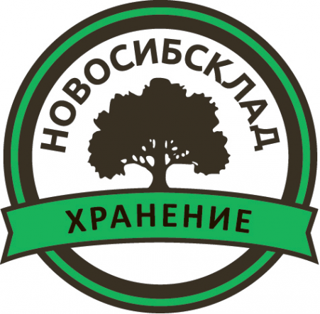 Логотип компании Новосибсклад