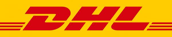 Логотип компании ДХЛ Интернешнл