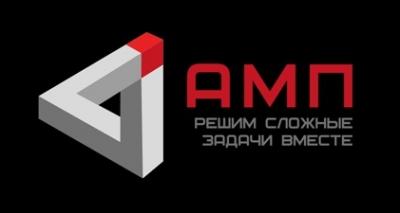 Логотип компании АМП