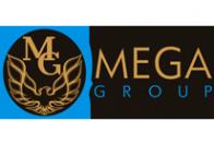 Логотип компании МЕГА-Групп