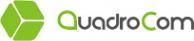 Логотип компании КвадроКом