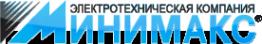 Логотип компании Минимакс