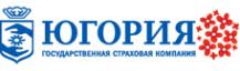 Логотип компании Югория АО